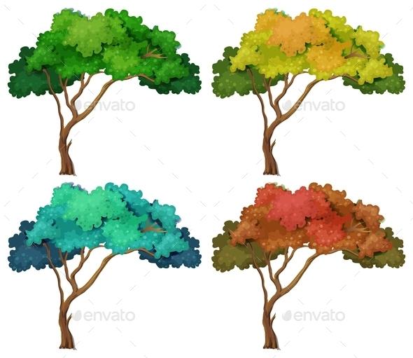 GraphicRiver Tree 9410236