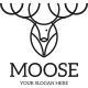 Moose Logo - GraphicRiver Item for Sale