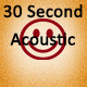 Acoustic Melody