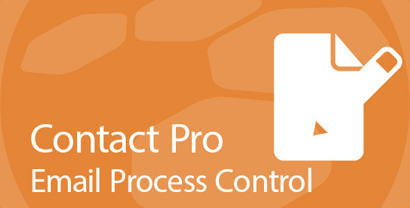 CodeCanyon Contact Pro Email Process Control 9412200