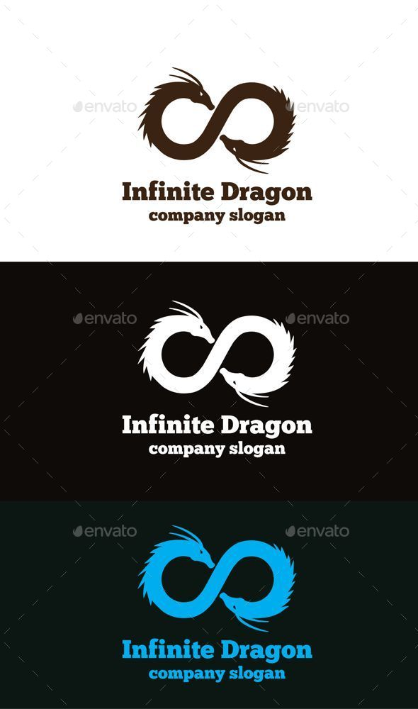 GraphicRiver Infinite Dragon 9412266