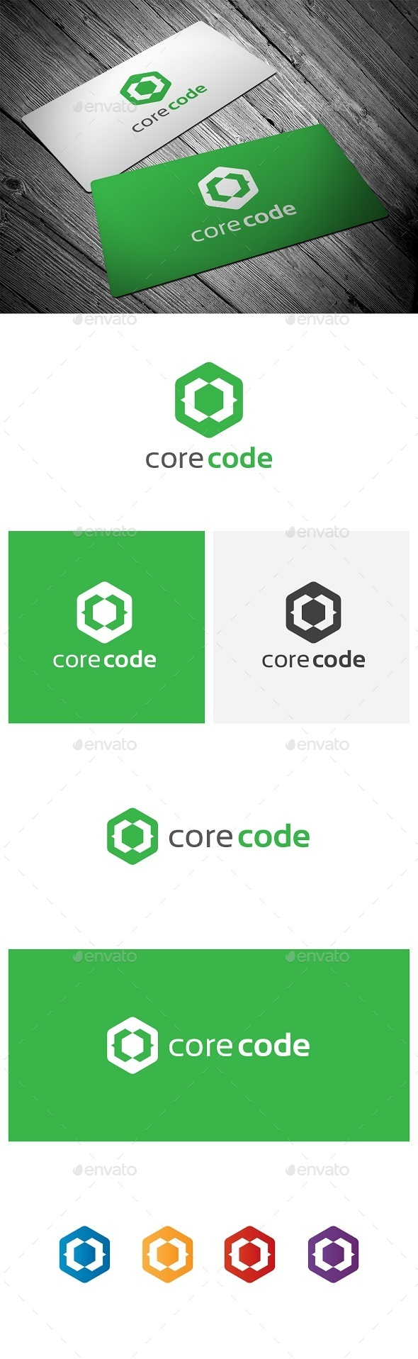 GraphicRiver Core Code 9412353