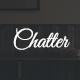 Chatter - Responsive WordPress Blog Theme - ThemeForest Item for Sale