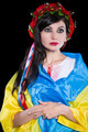 Pretty Ukrainian brunette - PhotoDune Item for Sale