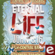 Eternal Life Church FLyer - GraphicRiver Item for Sale