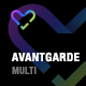 AvantGarde - Responsive WordPress Theme