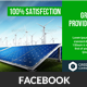 Green Energy Facebook Timeline Cover - GraphicRiver Item for Sale