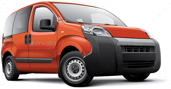 GraphicRiver Italian Leisure Activity Vehicle 9413590