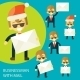 Successful Businessman and a Letter - GraphicRiver Item for Sale