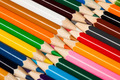 Many Different Colored Pencils - PhotoDune Item for Sale