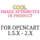 Cool image attributes for Opencart