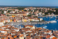 Aerial View from Rovinj Belfry, Croatia - PhotoDune Item for Sale