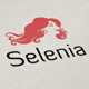 Selenia Salon Logo - GraphicRiver Item for Sale