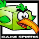 Boxxi The Bird Character Sprite - GraphicRiver Item for Sale