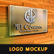 Corporate Logo Mock-Up - GraphicRiver Item for Sale