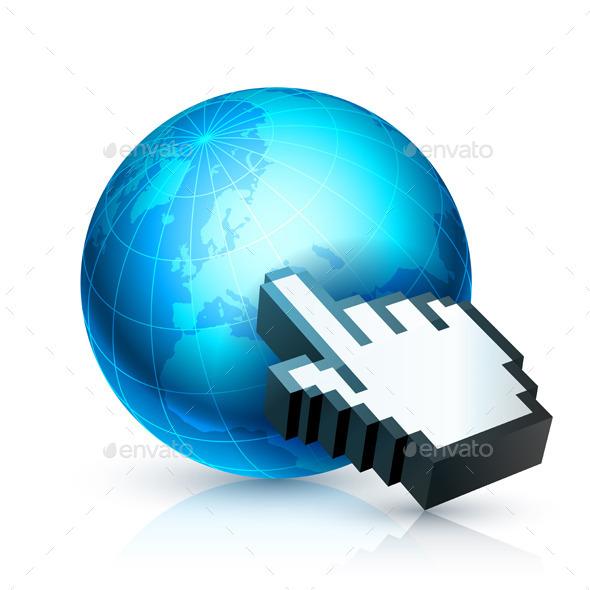 GraphicRiver Global Communication 9416990