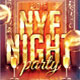 New Year 2015 Party Night - GraphicRiver Item for Sale
