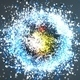Glowing Particles Logo Reveal 4 - VideoHive Item for Sale