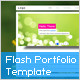 AS3 XML Flash Portfolio Template - ActiveDen Item for Sale