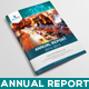 Annual Report - 22 pages V2 - GraphicRiver Item for Sale