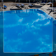 Pool And Clouds Reflection - VideoHive Item for Sale