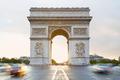 Arc de Triomphe, morning in Paris - PhotoDune Item for Sale