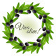 Olive Wreath - GraphicRiver Item for Sale