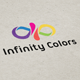 Infinity Colors Logo - GraphicRiver Item for Sale