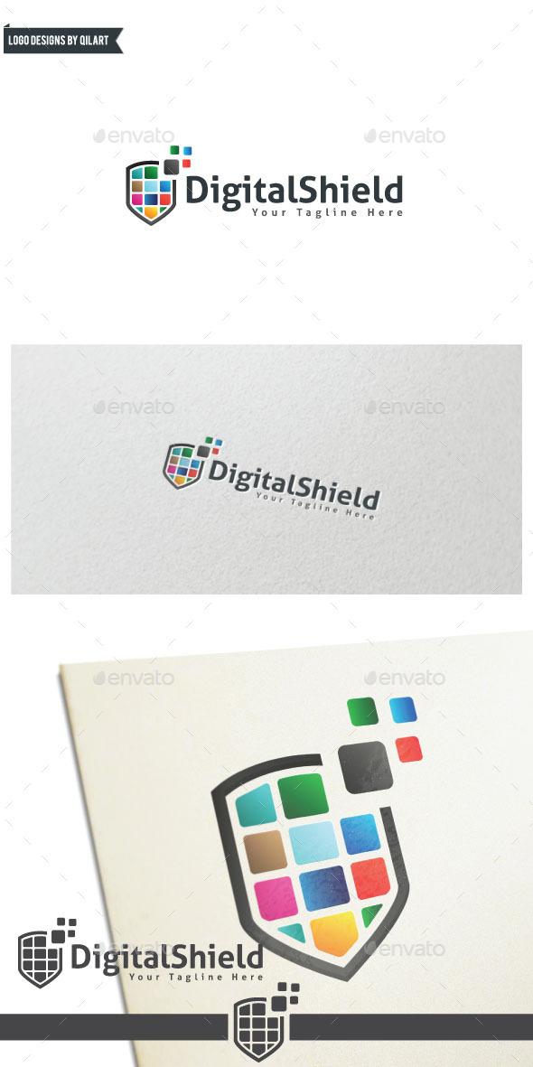 GraphicRiver DigitalShield 9426023