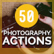 50 Photography Actions