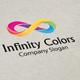 Infinity Colors V2 Logo - GraphicRiver Item for Sale