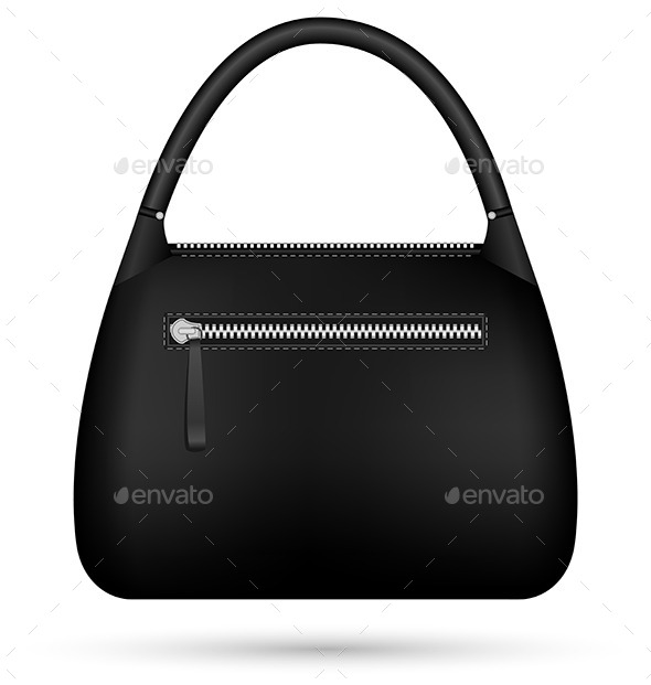 GraphicRiver Black Bag 9426036