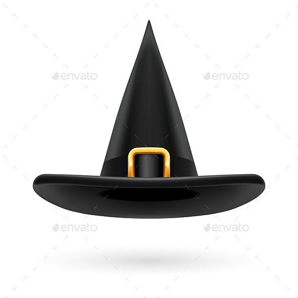 GraphicRiver Witch Hat 9426042
