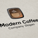 Modern Coffee Logo - GraphicRiver Item for Sale