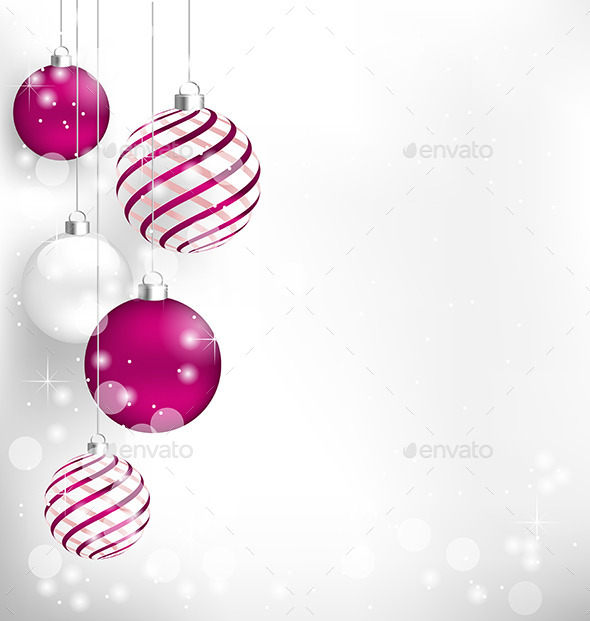 GraphicRiver Christmas Background 9426172