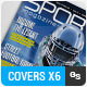 Sport Cover Templates - GraphicRiver Item for Sale