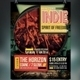 Indie Event Flyer Templates Vol.7 - GraphicRiver Item for Sale