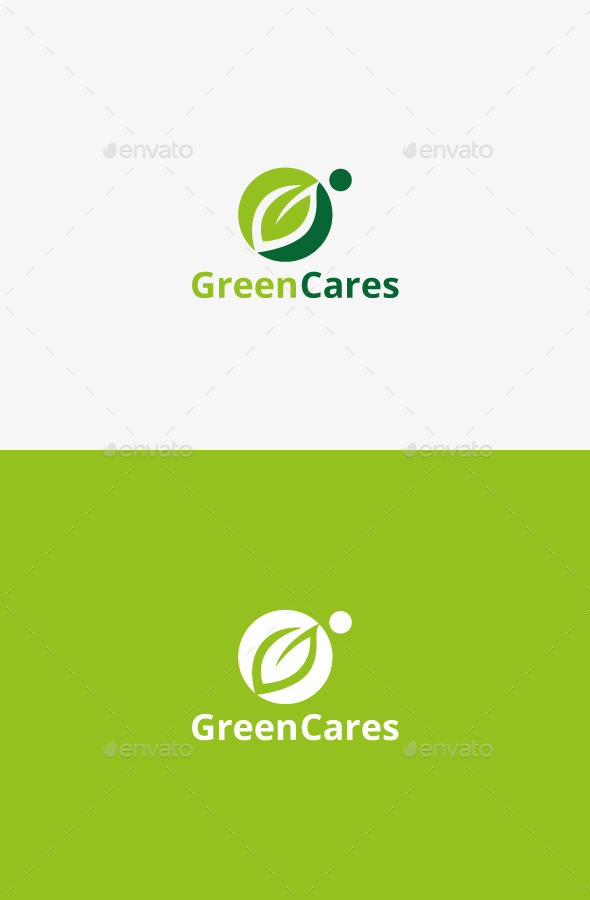 GraphicRiver Green Cares 9427614