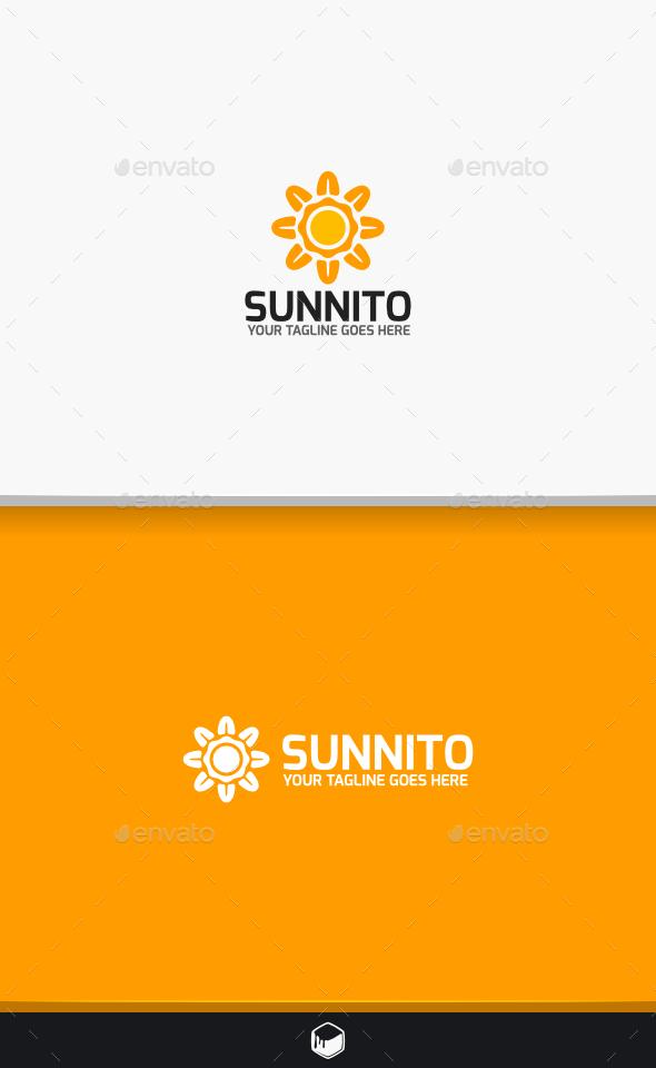 GraphicRiver Sunnito Logo 9267440