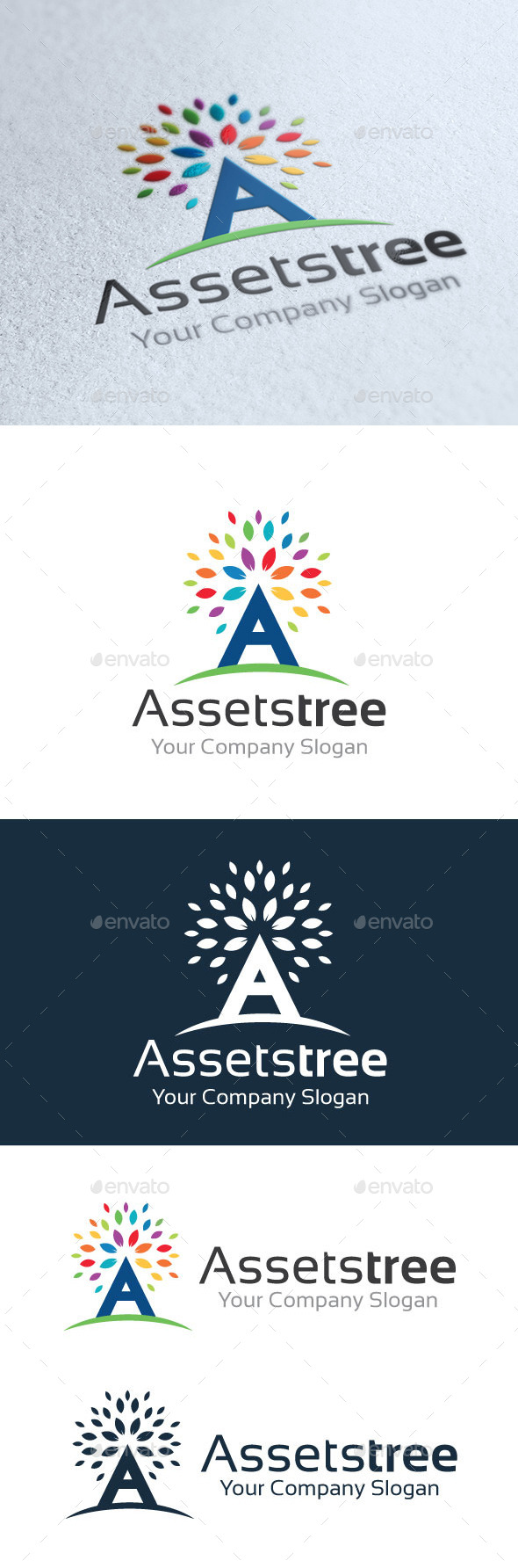 GraphicRiver Assets Tree 9427940