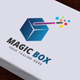 Magic Box Logo - GraphicRiver Item for Sale
