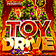 Toy Drive Flyer V2 - GraphicRiver Item for Sale