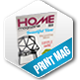 Home Magazine Template - GraphicRiver Item for Sale