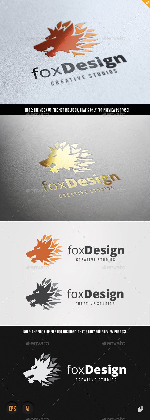 GraphicRiver Fox Design Studios 9429544