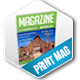 Vacation Magazine Template Issue Two - GraphicRiver Item for Sale
