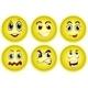 Yellow Face Set