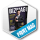 Bussines Magazine Template - GraphicRiver Item for Sale