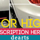 Motor Show Opener - VideoHive Item for Sale