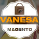 Vanesa - Mega Store Responsive Magento Theme - ThemeForest Item for Sale