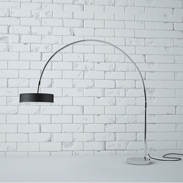 3DOcean Miris Floor Lamp 9430940